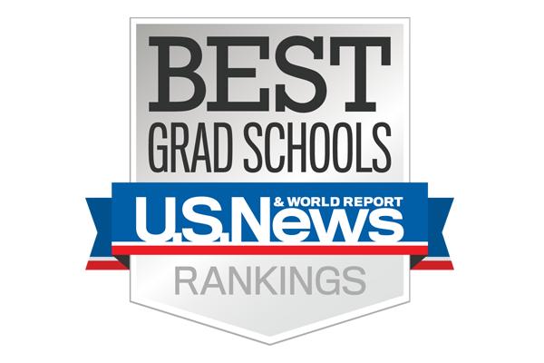 U.S. News and World Report Best Grad Schools Rankings logo